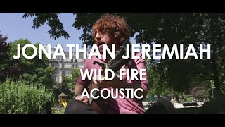 Jonathan Jeremiah - Wild Fire - Acoustic [Live in Paris]