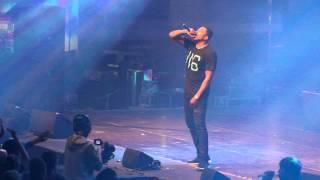 Vappugospel 2015 - Lecrae - Tell The World LIVE