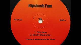Nipskcab Fam - City Jams (Instrumental) (1996)