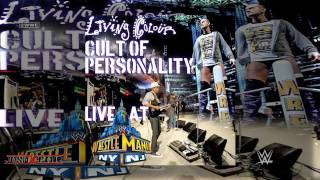 WWE: Cult of Personality (CM Punk) [Live at WrestleMania 29] by Living Colour