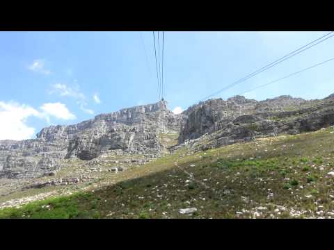 Table Mountain Gondola Ride