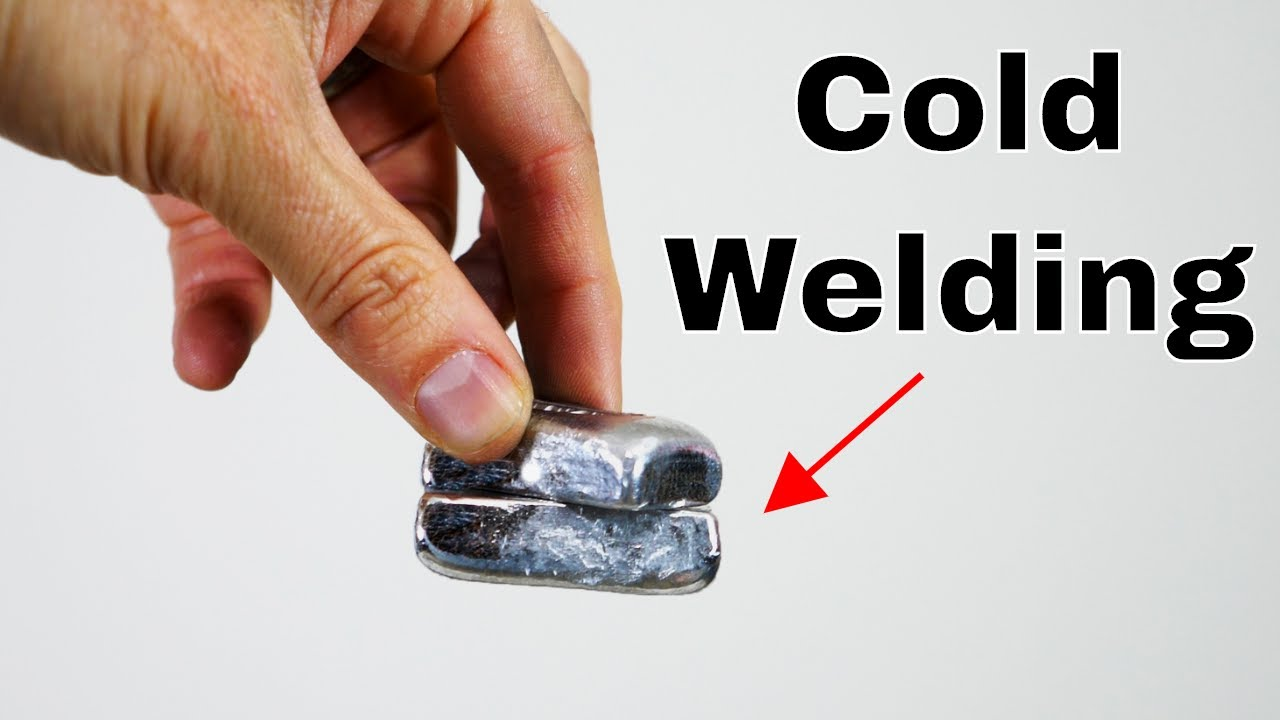 Cold Welding Metals In a Vacuum