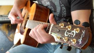 Moby - Everloving (Guitar Cover)