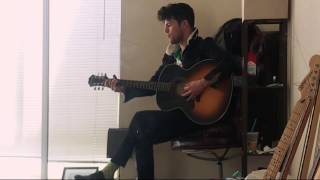 Be Quiet and Drive - The Deftones acoustic cover by Alexander Vincent