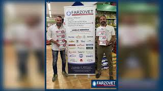 CROTONE: FARZOVET DONA 180 FIALE DI FRONLINE AL CANILE ENPA CROTONE