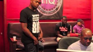 Racked Up Ready aka Young Ready Ft Gutta Tv - Shop With Me - In Studio Session