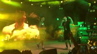 Marracash & Guè Pequeno - Scooteroni - Santeria Live Gallipoli 29/07/17