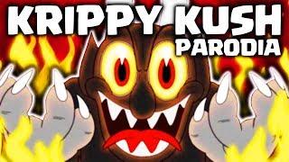KRIPPY KUSH (PARODIA DE CUPHEAD) | Farruko, Bad Bunny, Rvssian - Krippy Kush | GiovaGames