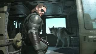 "Metal Gear Solid V - David Bowie ""Diamond Dogs"" Trailer"