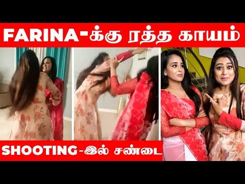 🔴Video: அடித்து கொண்ட Farina & Kanmani Manoharan | Bharathi Kannama Serial | Vijay Tv | Venba| News