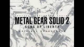Metal Gear Solid 2 - Twilight Sniping