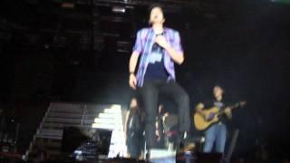 Recado de Luan Santana - Forquilhinha/SC (16/10/11)