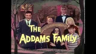 The Addams Family Opening COLORIZED