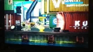 fabi jugando kung fu high impact xD