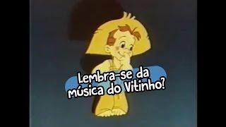 Lembra se da música do Vitinho?
