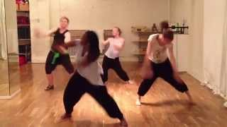 Mampi - Choreography by Jungle fever® dance