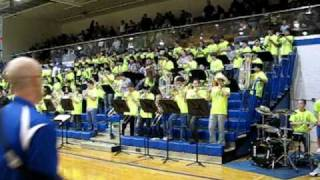 2009 Carroll Pep Band 25 or 6 to 4