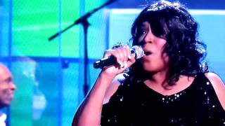 Alicia Myers i want to thank you (live)