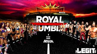"2019: ""The Mountain"" ► WWE Royal Rumble Custom Theme Song ᴴᴰ"