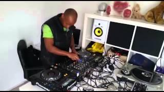 DJ RAMS Test Pioneer Nexus 2000 fx  Afro House 2015