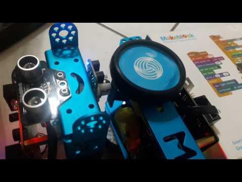 mBot 循線感應器計算轉速