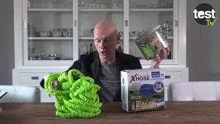 Pocket hose VS X Hose tuinslang