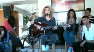 Tori Kelly - Paper Heart (live @ Stage-It, 10/20/13)