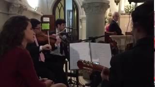 OBOE DE GABRIEL (Morricone)   Flauta Violín y Guitarra - ML CASAMIENTOS