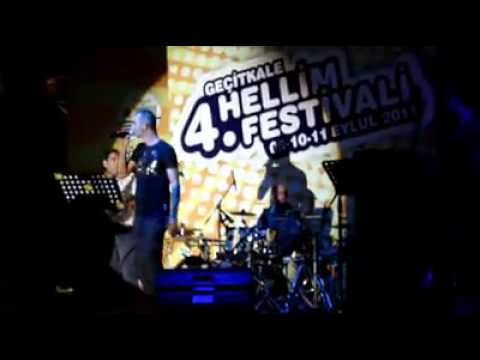 """dirty BEAT""  GEÇİTKALE GELENEKSEL 4. HELLİM FESTİVALİ (11.09.2011)"