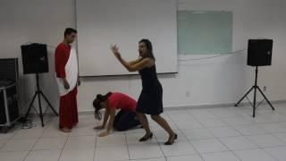 Deus é Deus em Libras - Delino Marçal (Thalita Pertuzatti)