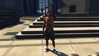 Jaydayoungan- No Mask (OFFICIAL GTA 5 MUSIC VIDEO)