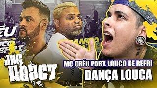 Dança Louca - MC Créu Part Louco de Refri MC WM MC Lan MC Zaac
