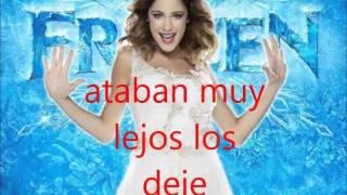 karaoke  Libre Soy( frozen)