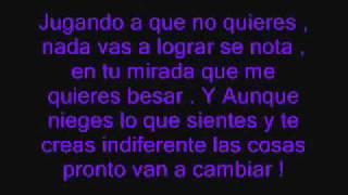 Besame con Letra [Cali & El Dandee ft Caravan]