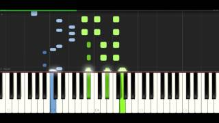 OMFG - Hello - PIANO TUTORIAL