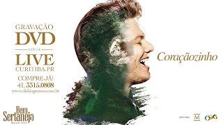 """Michel Teló - Coraçãozinho (Guias do DVD """"Bem Sertanejo"""")"""