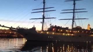 Sonar del barco
