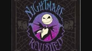 HQ Amy Lee- Sally's Song (Nightmare Before Christmas)+Lyrics