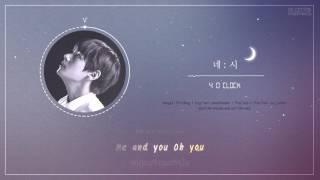 [Karaoke Thaisub] RM&V BTS (방탄소년단) - 4 O'CLOCK (네시)