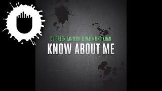 DJ Green Lantern & Valentino Khan - Know About Me (Cover Art)