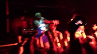 Smoke DZA live in concert