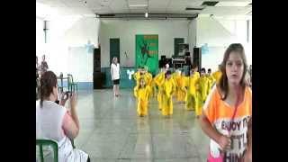 Rondon em Arte -  baile dos passarinho