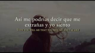 Miss you: sub español Gabrielle Aplin