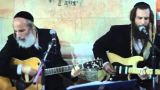 Judeus , tocando ''Wish You Were Here'' do ( Pink Floyd )