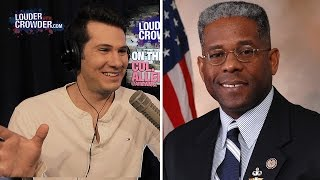 Col. Allen West Puts Obama and Holder on Blast! || Louder With Crowder