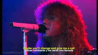 Open Your Heart - Europe - Live - HD - Sustitulos Español / English
