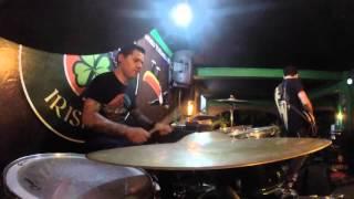 Drum Cam - Alex Martinez - Toxicity