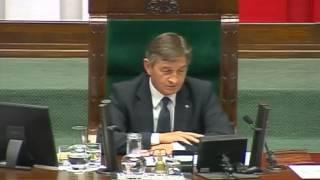 [210/560] Marek Kuchciński: Pani poseł, dziękuję. Przepraszam bardzo, ale proszę pamiętać, ..