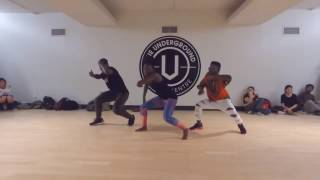 Major Lazer-Run Up ft PARTYNEXTDOOR Nicki Minaj/Black Stars Choreography