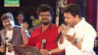 Dileep Singing Sound Thoma Song   Kerala Film Producers Association Award 2014   Malayalam Awards width=
